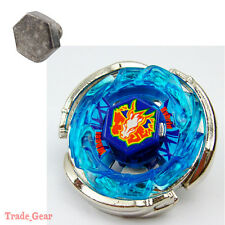 Storm Pegasus (Pegasis) BB-28 Fusion Master Fight Beyblade+HEAVY METAL FACE BOLT