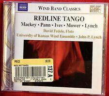 Redline Tango John Mackey Carter Pann University of Kansas Blue Devil Drum Corps