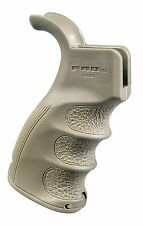 AG-43 FAB Defense FDE Desert Tan Ergonomic Grip With Storage Made of Polymer