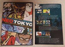 Neo Tokyo DVD RARE OOP! Katsuhiro Otomo, Rintaro, Yoshiaki Kawajiri. Region 1!