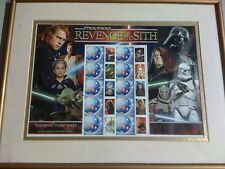 Star wars Stamp revenge of the sith