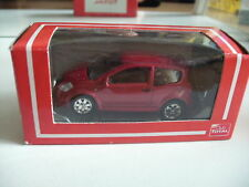 Norev Citroen C2 in Red on 1:64 in Total Box