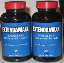 EXTENDAMAXX: Best Penis Enlargement Pills. Male Size,Girth  2 Bottles = 120 caps