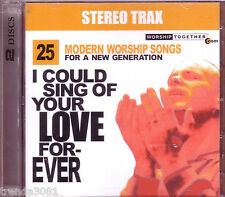 I Could Sing of Your Love Forever 2CD box Classic Greatest Christian Rock Pop