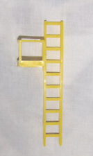 Marx reissue Army Training center ladder in yellow for toy soldiers