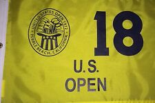 1972 US OPEN FLAG *PEBBLE BEACH* Won by Jack Nicklaus