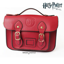 Harry Potter Train Platform 9 3/4 School Leather Shoulder Bag Strap Retro Gift