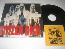 "CITIZEN DICK Touch me i´m Dick 7"" Vinyl  (Pearl Jam Alice in Chains Soundgarden)"