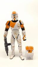 Star Wars TLC Legacy Collection TRU Clone Commando Delta Boss Loose Complete