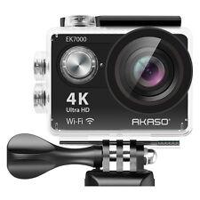 Akaso EK7000 Ultra HD 4k WIFI 170 Degree Wide Waterproof Sports Action Camera -