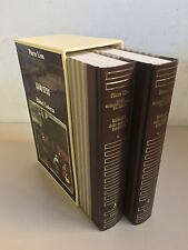 Storia economica e sociale del mondo di Leon 2 vol + cofanetto Laterza 1978