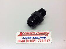 FORD COSWORTH YB  -10 BREATHER RE-DRAIN UNION RACE RALLY ( BLACK )