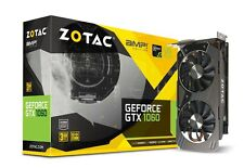 Zotac Nvidia Geforce GTX 1060 Pascal Series 3GB AMP Edition GDDR5 Graphics Card