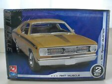 AMT / ERTL - AMT MUSCLE - (1971) '71 PLYMOUTH DUSTER 340 - MODEL KIT (SEALED)