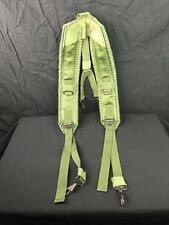 EUC Individual Equipment Y Suspenders ALICE LC-2 Y-HARNESS US Military OD Green