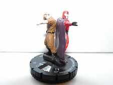 MARVEL HEROCLIX WOLVERINE AND THE X-MEN SUPER RARE PROFESSOR X AND MAGNETO