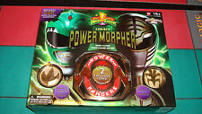 24K Gold Mighty Morphin Power Rangers SDCC Comic Con Legacy Green Morpher