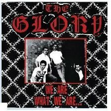 The Glory We Are What We Are...CD NEW SEALED 2009 Punk Oi! Skinhead
