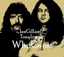 Ian Gillan & Tony Iommi - Ian Gillan & Tony Iommi: Whocares NEW CD