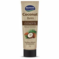 Redwin Coconut Balm 25g with 100% Certified Organic Coconut Oil