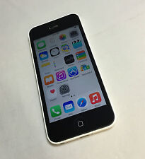 Excellent Condition - Apple iPhone 5c - 16GB - White (AT&T) Phone - Free Ship