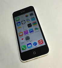 Good Condition - Apple iPhone 5c - 16GB - White (AT&T) Phone - Free Shipping