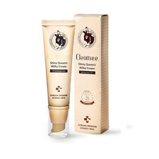 Cleomee shiny queens Donkey Milk cream 50ml,Make-up Effect,Free US Shipping