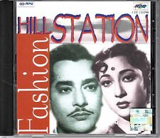 Fashion / Hill Station (Music: Hemant Kumar) (Soundtrack) (RPG) (Made in UK)