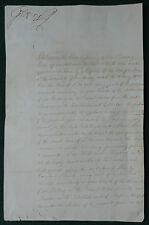 Mad King George III Signed Chelsea Hospital Warrant £30,000 1808 Lord Somerset