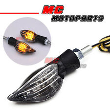 Crave Style eMark Amber LED Turn Signal Lights For Yamaha YZF R1 R6 04 05 06-09