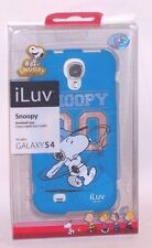 iLuv Snoopy Series Hardshell Case for Samsung Galaxy S4 Blue