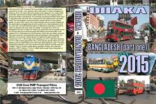 3025. Bangladesh, Dhaka, Buses, Feb 2015. Our first volume includes BRTC Double