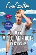 ConCrafter Neue MINECRAFT-FACTS TOP