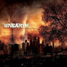 UNEARTH The Oncoming Storm CD 2004 Metal Blade Records Enhanced ECD heavy