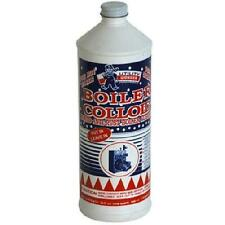 HVAC BOILER COLLOID CLEANER TREATMENT FOR STEAM AND HOT WATER SYSTEMS QUART