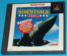 Sidewinder Usa - Sony Playstation - PS1 PSX - JAP Japan