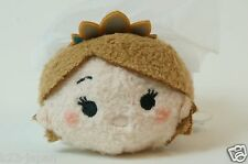 Disney Store JAPAN TSUM TSUM 3rd Anniversary Each Sell Bride Rapunzel