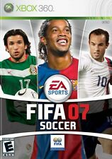 FIFA Soccer 07 - Xbox 360 Game