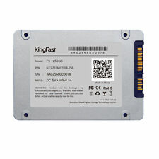 """2.5"""" SATA3 256GB SSD KingFast for Lenovo Dell HP laptop PS3 PS4 With 256M Cache"""