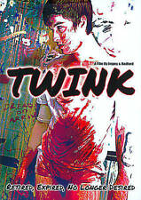 TWINK - Critically Acclaimed Gay Drama - DVD!