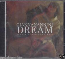 CD ♫ Compact disc **GIANNA NANNINI ♥ DREAM ♥ SOLO I SOGNI SONO VERI**