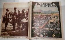 1928 Opera nazionale del Dopolavoro Turati Frassino La Pampa Umberto Savoia di