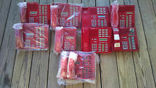 RED norstar nortel networks meridian LOT  m7100, m7208, m7310, m7324
