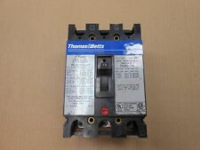1 THOMAS & BETTS FS FS340070A CIRCUIT BREAKER 70A 70 AMP 3P 3 POLE 480V 480 VOLT