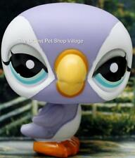 ❄LITTLEST PET SHOP❄PURPLE PUFFIN PENGUIN #1574❄NEW❄COLLECTORS PACK SNOW BIRD❄