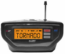 NIB ALERT WORKS Emergency Weather Radio EAR-10 SAME Programmability NOAA