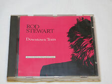 Rod Stewart Downtown Train W2 26158 Selections From the Storyteller Anthology *^