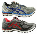 ASICS GT-2000 2 MENS CUSHIONED RUNNING SHOES/SPORT/TRAINERS (EXTRA WIDE WIDTH)