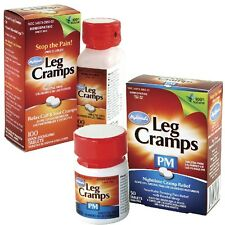 NEW Hyland's Homeopathic Original And PM Leg Cramp Tablets - 150 Pills Total