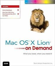 Mac OS X Lion on Demand (2nd Edition)-ExLibrary